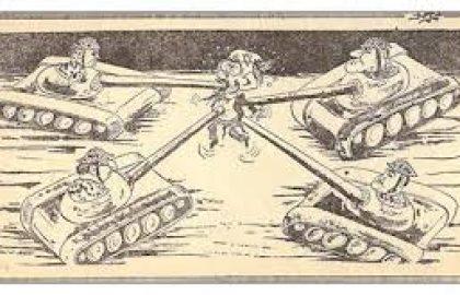 הכנה לבחינת הבגרות בהיסטוריה – מלחמת העצמאות שלב א