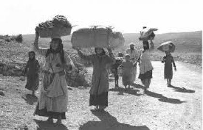 הכנה לבחינת הבגרות בהיסטוריה – הסכמי שביתת הנשק ובעיית הפליטים הפלשתינאיים